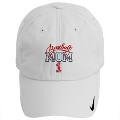 Baseball Mom Hat - Enter #