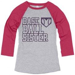 Baseball Sister
