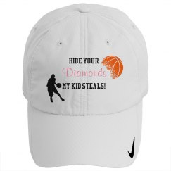 Basketball - hide your diamonds - HAT
