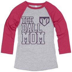 Tee-Ball Mom