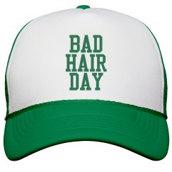 BAD HAIR DAY GREEN