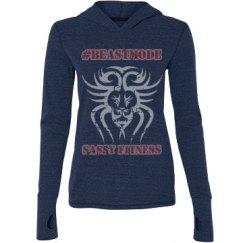 BeastMode hoodie Navy