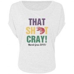 Crazy Crayfish Mardi Gras