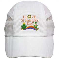 I Love St Patrick's Day, Cap