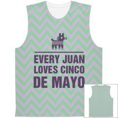 Cinco De Mayo Chevrons Pattern