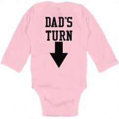 Dad's Turn