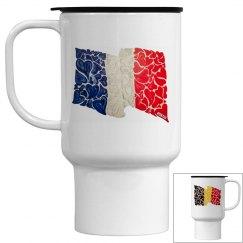 A mug for France and Belgium