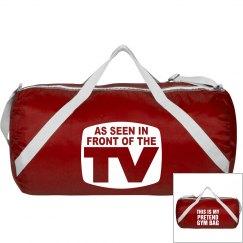 My Pretend Gym Bag