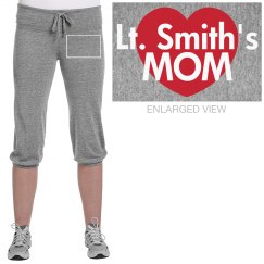 Lt. Smith's Military Mom