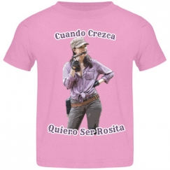 Toddlers Spanish When I Grow Up Rosita Tee