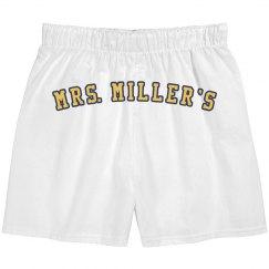 Mrs. Miller's Hubby