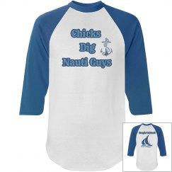 Mens Nautical Shirt