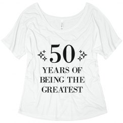 Over The Hill 50 Years