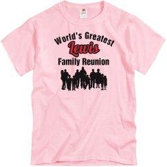 Lewis Family Reunion