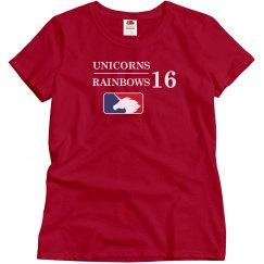 Vote Unicorn & Rainbows~2016