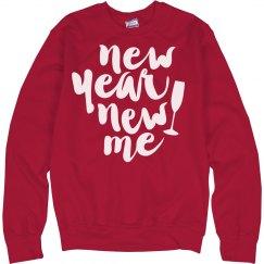 New Year Sweater