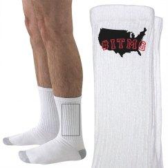 #ITMG USA socks