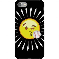Baseball Emoji Phone Case