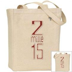 2015-canvas Tote Bag