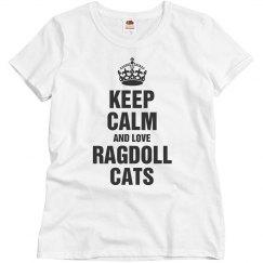 Love Ragdoll cats