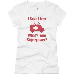Paramedic Superpowers