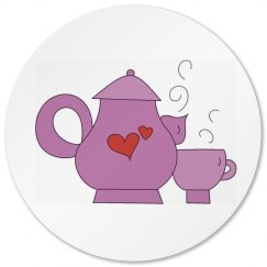 Cute Love Coaster