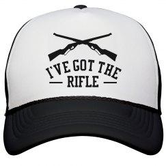 You Got A Rifle?