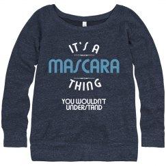 It's a Mascara Thing