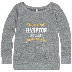 Hampton-Womens Sweatshirt