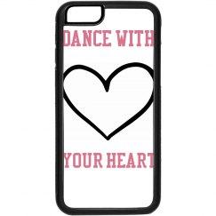 dance phone case