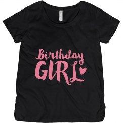 Birthday Tee Maternity