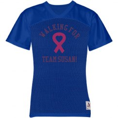 Breast Cancer Walk Jersey