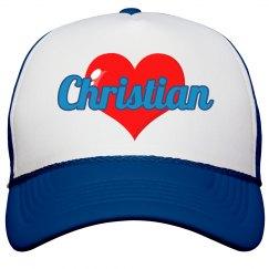 I love Christian
