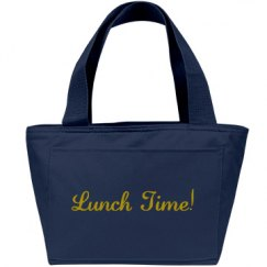 Lunch Time Lunch Bag