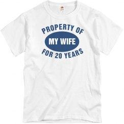 Property of Anniversary