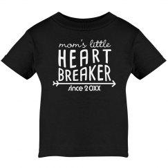 Mom's Little HeartBreaker Tee