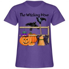 he Witching Hour