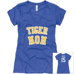 Tiger Baseball Mom