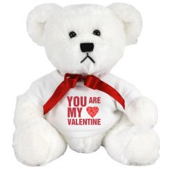You Are My Valentine Bear