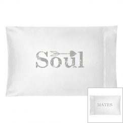 Soul Mates Pillow Case