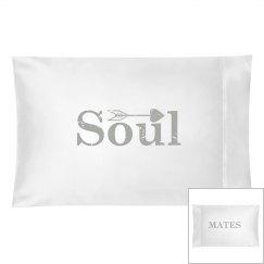 Soul Mates Pillow Case