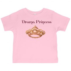 Drama Princess Toddler