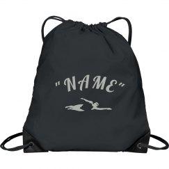 Personalized swim bag