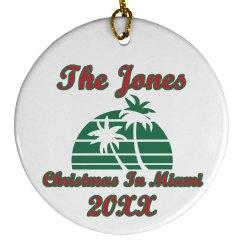 Christmas In Miami