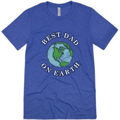 Best Dad On Earth Sketch