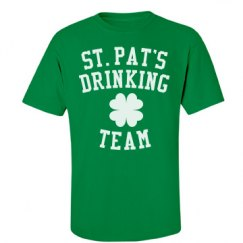 St. Pat's Drinking Team