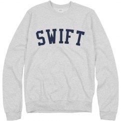 Swift Sweatshirt Navy