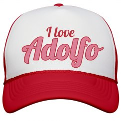 I love Adolfo