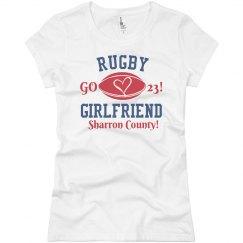 Rugby Girlfriend
