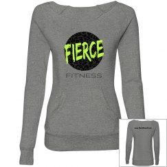 Fierce Fit Green Slouch